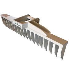 MS01 Roderechen 120cm Wurzelreche Rechen Minibagger Feinwurzelschneide NEU