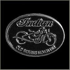 Parches e insignias de indian para motoristas