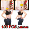 100pcs Slim Patch Diet Slimming Weight Loss body Adhesive Pads Burn Fat