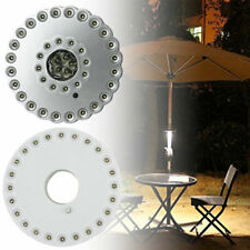24LED/41LED Patio Umbrella Parasol Lamps 3 Brightness Mode Outdoor Camping Light