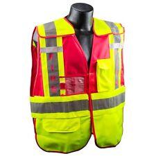 Full Source Reflective FIRE Public Safety Vest