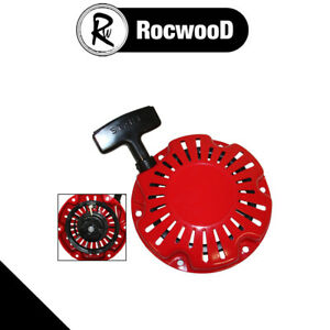 Recoil Pull Starter Assembly Fits Honda GX100 Engine Metal Case Plastic Pawls