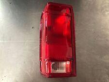 Driver Left Tail Light Fits 91-92 Ranger 417636