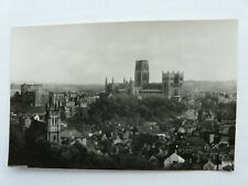 Durham from the Railway Station.  Raphael Tuck & Sons Real Photograph