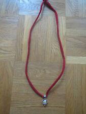 ♥♥♥ Kette Halskette Armband ♥ Filzschmuck Merinowolle Handarbeit Herz Gold rot