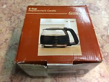 Grand Gourmet Electric Automatic Drip Coffee Maker 5 Cups Replacement Carafe