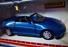A Lotus S4 Elan Blue On Grey RHD Roadster EdoCar Super Series 1:43 S4 LOTUS ELAN