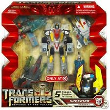 Transformers Revenge of the Fallen Superion New RID Aerialbots