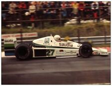 Williams Ford FW06 1978 #27 Alan Jones Zolder