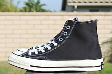 CONVERSE CHUCK TAYLOR ALL STAR HI 70 OX SZ 7.5 BLACK OXFORD CT 1970 142334C