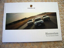 2012 2013 Porsche Cayenne GTS 42-page Car Sales Brochure Hardback Book Turbo S