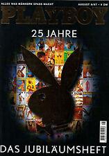 Playboy August/08/1997 Jubiläumsheft mit IRIS BERBEN, BRIGITTE BARDOT u.v.m.