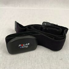 Polar H7 Chest Strap Fitness Tracker Heart Rate Monitor Sensor Black Bluetooth