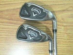 CALLAWAY FUSION WIDE SOLE 5 & 6 IRONS