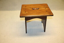 Maple antique benches ebay darling arts crafts maple bench seat sciox Gallery
