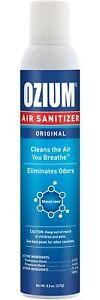 *1-Bottle* Ozium Original Air Sanitizer Eliminates Odors Spray 8 Oz 805539