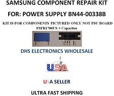 SAMSUNG  BN44-00338B (PSU) LCD TV COMPONENT REPAIR KIT CAPACITOR AND FSFR1700US