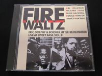 Fire Waltz - Eric Dolphy & Booker Little Remembered - Vol:2 -VG/EX - NEW CASE!!!