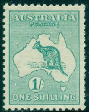 Australia #10 Mint Hinged, Scott $130.00