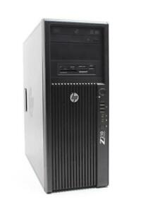 HP Z210 Workstation Konfigurator - Intel Core i7-2600 - GK RAM SSD HDD wählbar