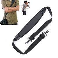 Adjustable Shoulder Sling Belt Neck Strap for Camera SLR/DSLR Nikon Canon Sony