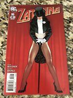 DC's Zatanna #16 Last Issue  Adam Hughes Cover Low Print Run