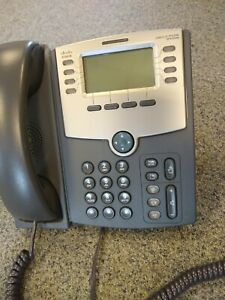 Cisco SPA508G IP Phone / VoIP Home Office Corded Phone