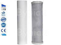 2 Pre Filters for Reverse Osmosis Water Filters Replacement RO Filter Cartridges