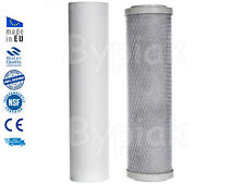 2 Pre Filters for Reverse Osmosis Water Filters Replacement RO Filter Cardridges