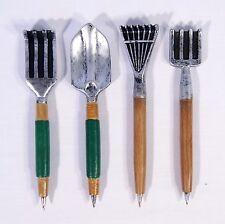 Garden Hand Tool Refillable Poly Resin Writing Pens 233X (set of 4)