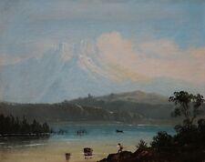 Öl-Gemälde Alt-Meister antik Romantik Genre Impressionismus Biedermeier ~1850