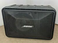Bose Model 101 Music Monitor Mountable Speaker -Black - Bose Factory Renewed
