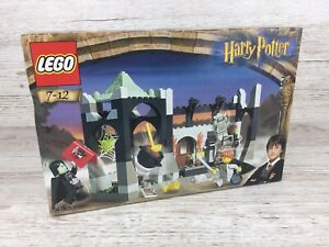 Lego Harry Potter (2001) ~ Set 4705 ~ Snape's Class ~ Brand New ~ Free P&P