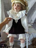 Shay rubert 1992 Doll artworks b92 doll 28″ vintage blonde