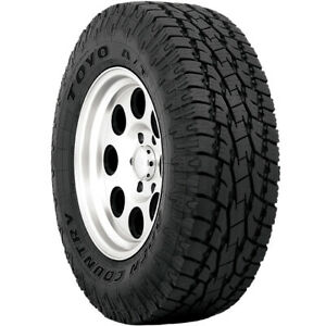 31/10R15 109S TOYO OPEN COUNTRY H/T NEW TYRE Dot code 2010