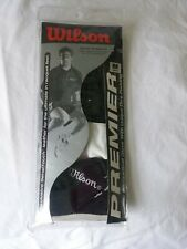 Wilson Racquetball Medium Left Hand Glove Premier Leather Dive Padding