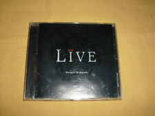 Live – Secret Samadhi CD Album