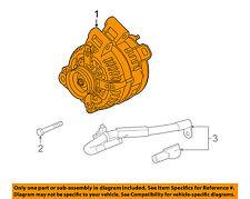 GM OEM-Alternator 13588328