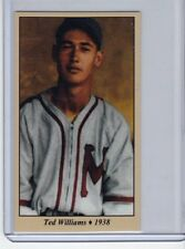 Ted Williams 1938 Minneapolis Millers minor league season Tobacco Road series #7