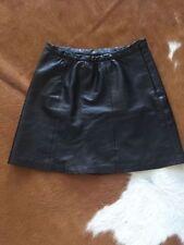 Kookai Leather Mini Skirts for Women