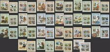 TG249-270 2016 TOGO FAUNA OF THE WORLD BIRDS ANIMALS PETS 22KB+22BL MNH