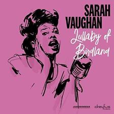 Sarah Vaughan - Lullaby Of Birdland (2018) (NEW CD)