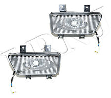 LAND ROVER RANGE ROVER P38 2000-2002 FOG LAMP SET FRONT RIGHT & LEFT HAND PAIR
