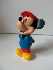 Disney Mickey Mouse Tv Film Toy Animal Figure Rubber Doll 14 cm