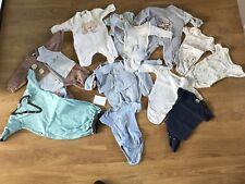 ++ Enorme Lot De 13 Vêtements de marque  (Petit bateau, Etc.) TBE - 3 Mois ++