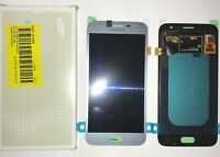 DISPLAY LCD + TOUCH SCREEN ORIGINALE SAMSUNG GALAXY J2 J250 SM-J250F SILVER +KIT