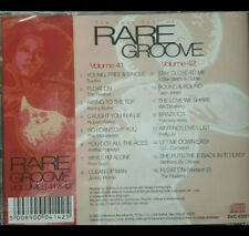 The Very Best Of Rare Groove Soul Volume 41 & 42 New limited