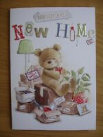 New home card ~ good luck in your new home ~ 2 designs
