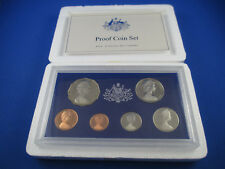 1983 Australian RAM PROOF COIN SET. Excellent complete set all round. SUPERB!!!