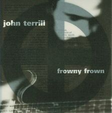 John Terrill - Frowny Frown (2008) MINT SEALED CD